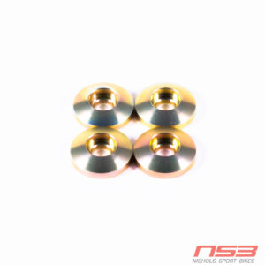 Gold Fairing Washer 4pk