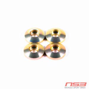 Gold Fairing Washer 4pk